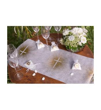 Chemin de table communion